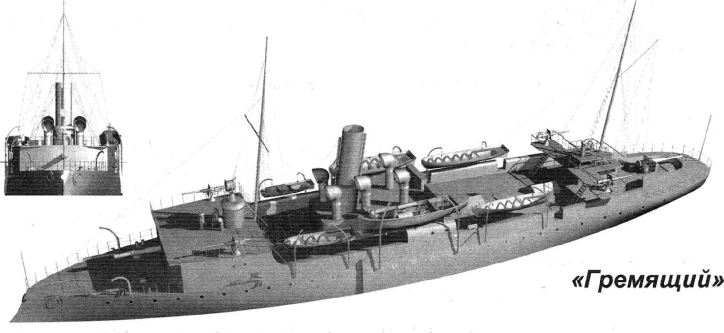 грозящий канонерская лодка